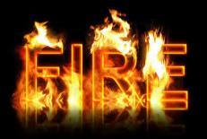 دانلود پاورپوینت مبانی آتش