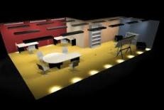 دانلود آموزش محاسبه روشنایی با نرم افزار
