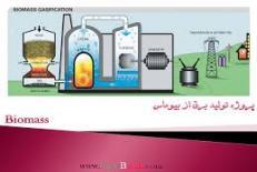 توليد زيست سوخت از باگاس نيشكر بوسيله فرآيندهاي پيروليز