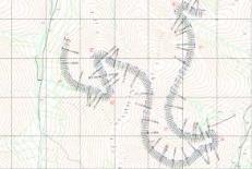 دانلود نقشه های توپوگرافی راهسازی3