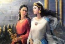 مقاله چهره زن در شاهنامه